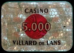 VILLARS DE LANS 5 000