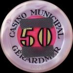 GERARDMER 50