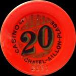 CHATELAILLON 20