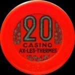 AX LES THERMES 20
