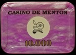 MENTON 10 000