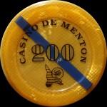 MENTON 200