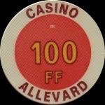ALLEVARD 100
