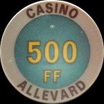ALLEVARD 500