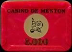 MENTON 5 000