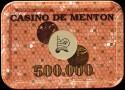 MENTON 500 000