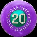 CAP D'ADGE 20