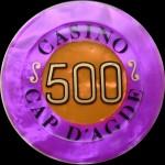 LE CAP D'AGDE 500