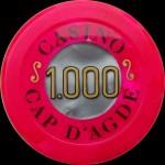 LE CAP D'AGDE 1 000