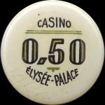 ELYSEE PALACE 0.50