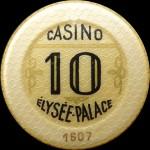 ELYSEE PALACE 10