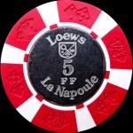 MANDELIEU LOEWS 5