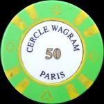 CERCLE WAGRAM 50