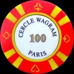 CERCLE WAGRAM 100