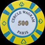 CERCLE WAGRAM 500