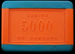 CABOURG 5 000