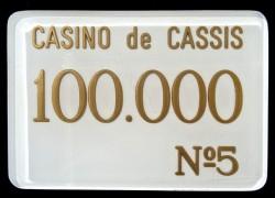 CASSIS 100 000