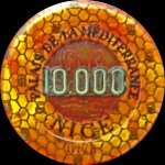 PALAIS MEDITERRANEE 10 000