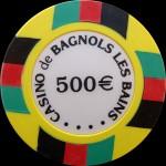 BAGNOLS LES BAINS 500