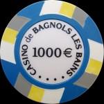 BAGNOLS LES BAINS 1 000