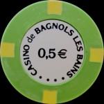BAGNOLS LES BAINS 0.50