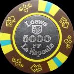 MANDELIEU LOEWS 5000