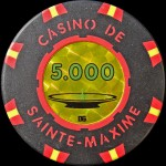 STE MAXIME 5 000
