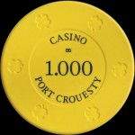 PORT CROUESTY 1 000