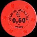 CESAR BILLARD PALACE 0.50
