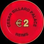 CESAR BILLARD PALACE 2
