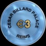 CESSAR BILLARD PALACE 3