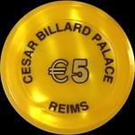 CESAR BILLARD PALACE 5