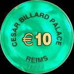 CESAR BILLARD PALACE 10