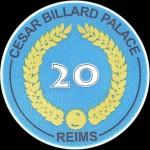 CESAR BILLARD PALACE 20