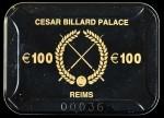 CESAR BILLARD PALACE 100