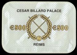 CESAR BILLARD PALACE 500