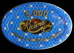 CANNES RIVIERA 5 000