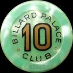 BILLARD PALACE CLUB 10