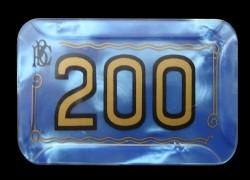 BILLARD PALACE CLUB 200