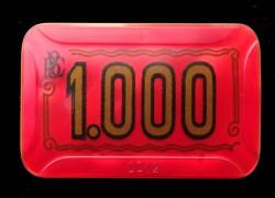 BILLARD PALACE CLUB 1 000