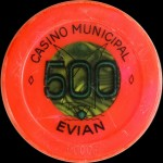 EVIAN 500