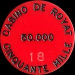 ROYAT 50 000