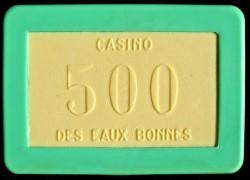 EAUX BONNES 500