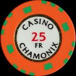 CHAMONIX 25
