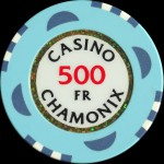 CHAMONIX 500