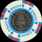 MANDELIEU 2500