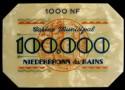 NIEDERBRONN  100 000