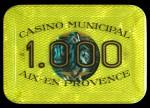 AIX EN PROVENCE 1 000