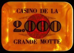 LA GRANDE MOTTE 2 000