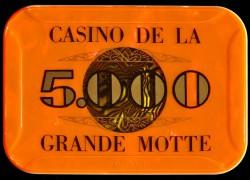 LA GRANDE MOTTE 5 000